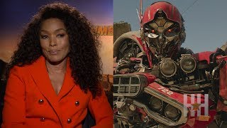 Angela Bassett Makes History As First Female Decepticon In 'Bumblebee'
