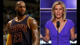 Laura Ingraham Tells Lebron James to Shut Up and Dribble