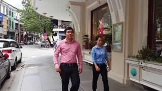Việt Kiều choáng với sự đổi thay chóng mặt khu Quận 1 Sài gòn ngày nay