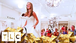 Three Christmas-Crazy Brides & Their Stunning Christmas Dresses | Say Yes To The Dress