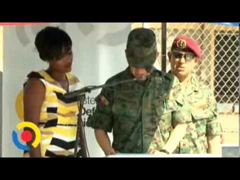 Militares ecuatorianos retornan de Haití tras apoyo a reconstrucción