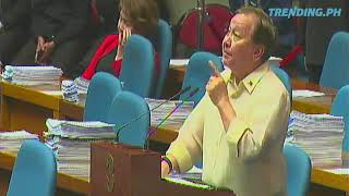 Cong. Lito Atienza Privilege Speech on Manila Water Concessionaires