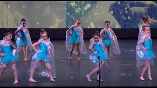 Kids perform Let It Go from Frozen