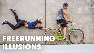 Jason Paul's Freerunning Illusions