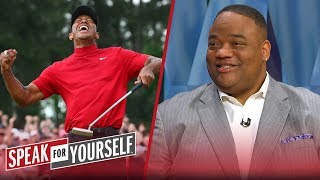 Tiger Woods can be 'more popular now' than in his prime — Jason Whitlock | GOLF | SPEAK FOR YOURSELF