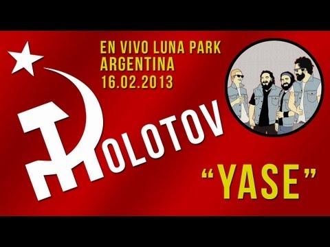 Molotov - Yase HD Stereo [Argentina En Vivo Luna Park 16.02.2013]