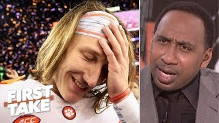 Clemson's blowout of Alabama saved college football - Stephen A.   First Take