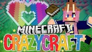 The Death of Doris | Ep 19 | Minecraft Crazy Craft 3.0