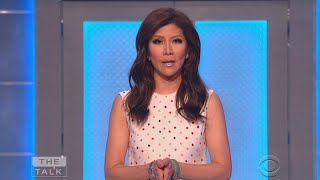 Julie Chen Announces She's Leaving 'The Talk'