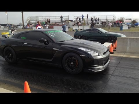 LIVE Drag Racing - TX2K13