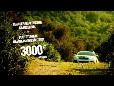 Subaru Outbacki sügispakkumine - Eripartii