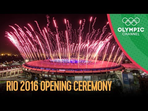Rio 2016 Opening Ceremony Full HD Replay | Rio 2016 Olympic Games