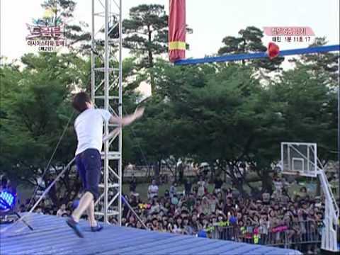 Super Junior EunHyuk 2nd challenge @ DT2 Ep.87