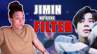 ANALIZO/REACCIONO a JIMIN - FILTER por PRIMERA vez
