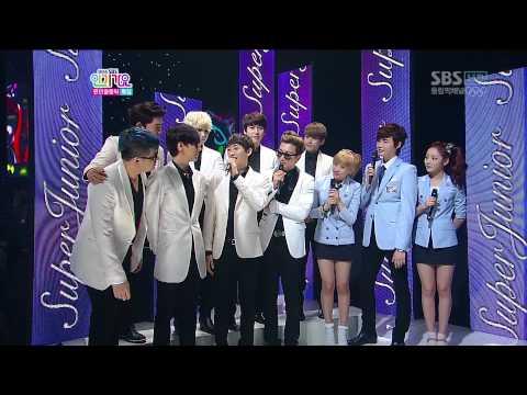 Super Junior- Interview (12 Aug,2012)
