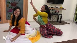 Sreemukhi & Vishnu Priya mind-blowing dance performanc..
