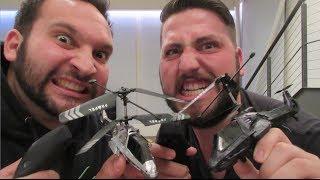 RC Chopper Battle!