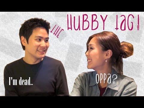 Boyfriend/Husband Tag! The Korean Way lol 남편 인터뷰