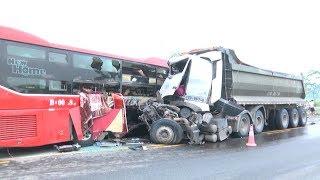 Tai nạn nghiêm trọng trên cao tốc Nội Bài - Lào Cai: Hỗ trợ cho các nạn nhân đang cấp cứu, điều trị