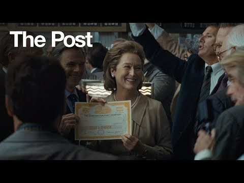 The Post | Who's Who | 20th Century FOX