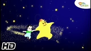 Twinkle Twinkle Little Star Song   Kannada Nursery Rhymes For Children   Shemaroo Kids Kannada