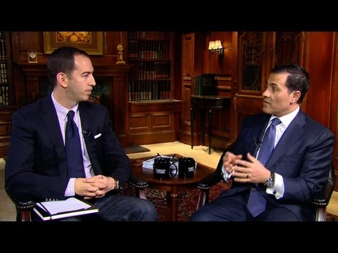 Vali Nasr on U.S.-Iranian Relations - YouTube