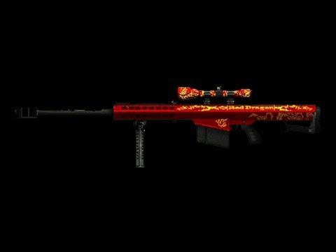 Clip quay Barrett Red Dragon của *»..Pïñö..«*