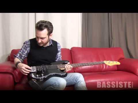 Test : Schecter Diamond P Custom - Bassiste Magazine #46