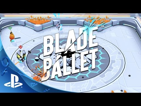 Blade Ballet Video Screenshot 1