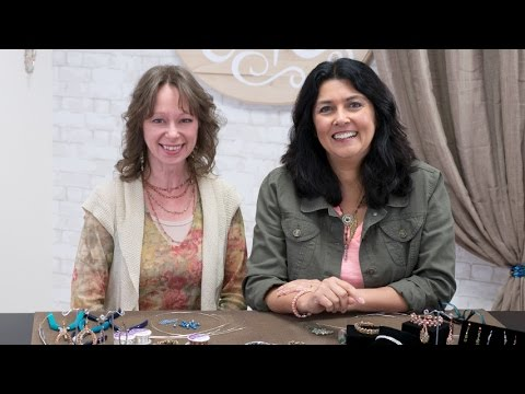 Artbeads Cafe - Meet the Team: Wire Braiding with Cynthia Kimura and Jennie