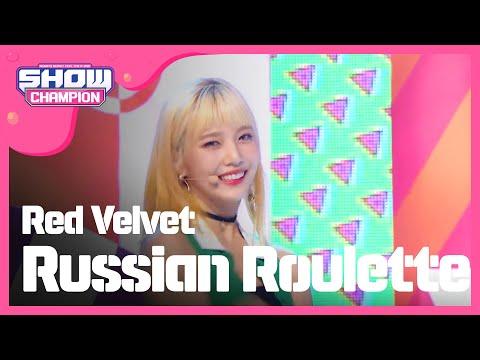 (Showchampion EP.202) Red Velvet - Russian Roulette