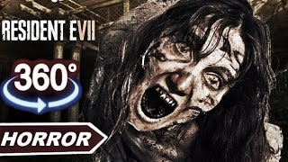 360 VR Horror for VR BOX 360 VR Resident Evil 7 VR 360 8K