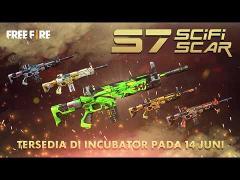 Amanhã: Nova Incubadora de Armas: SCAR
