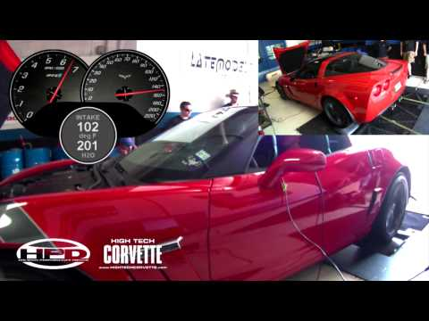 Corvette Dyno Day - part 1
