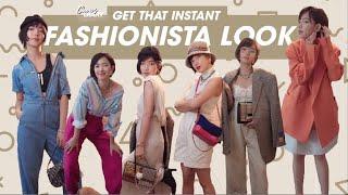 Ăn diện kiểu Châu BÙI😃 | Mix your outfit like a true fashionista