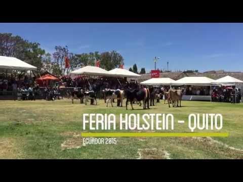 Agrovet Market presente en la Feria Holstein 2015 - Quito, Ecuador