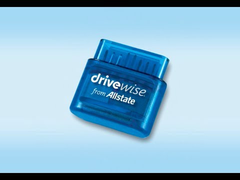 Allstate DRIVEWISE® Device Installation Video