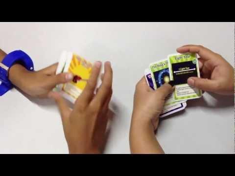 Gungroo - WarOFGa - Trading Cards Memorizing