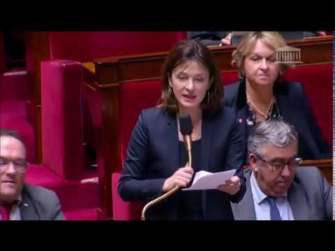 Mme Émilie Bonnivard - Activité industrielle et métallurgique en France