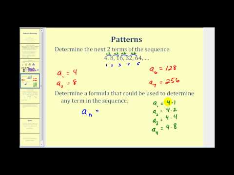 Inductive Reasoning From Patterns Ck 12 Foundation
