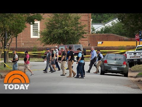 Virginia Beach Workplace Shooting Leaves At Least 12 Dead | TODAY