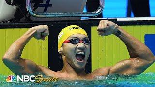 China's Xu Jiayu conquers the 100m backstroke | World Swimming Championships 2019 | NBC Sports