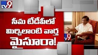Political Mirchi: Mysura Reddy to rejoin TDP?..