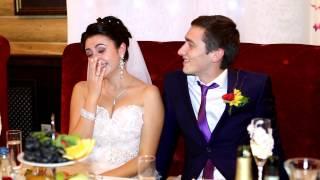Поздравление невесты от своей лучшей подружки на свадьбе