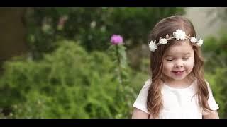 Gethsemane   Claire Ryann at 3 Years Old