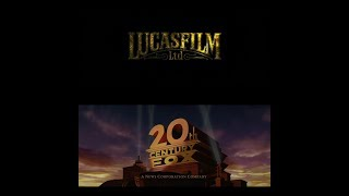 Lucasfilm Ltd/ 20th Century Fox Closing (2002) (Star Wars: Attack of the Clones) (Bluray HD 1080p)