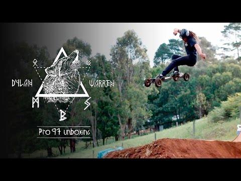 MBS Dylan Warren Pro 97 unboxing