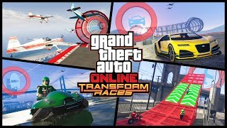 GTA Online - Transform Races Trailer