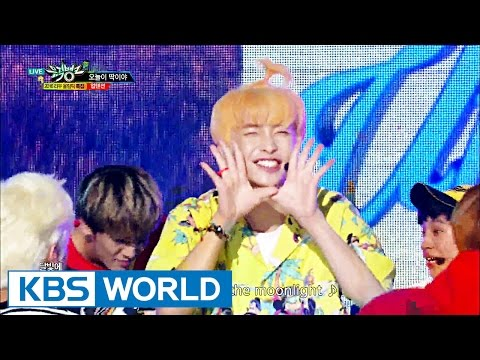 UP10TION - Tonight | 업텐션 - 오늘이 딱이야 [Music Bank COMEBACK / 2016.08.05]