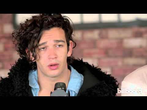 The 1975 Q&A and LIVE at Governors Ball 2014